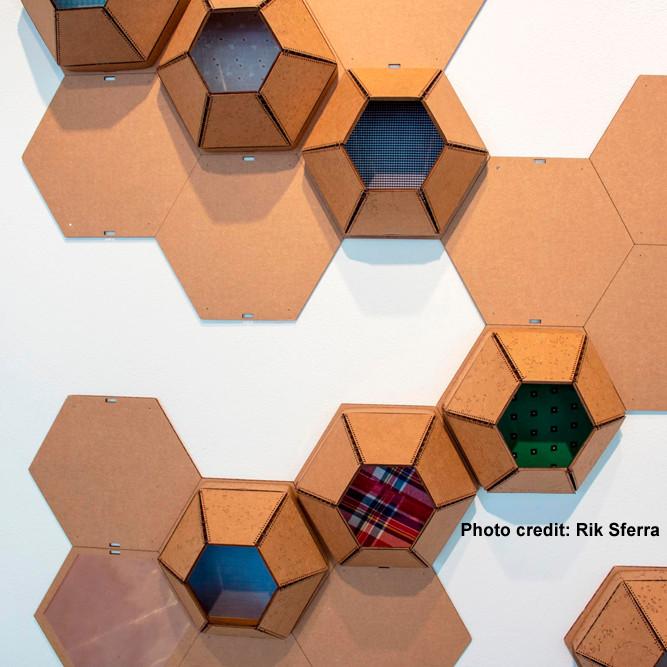 Eun-Kyung Suh: Dimensional Fabric Transformation
