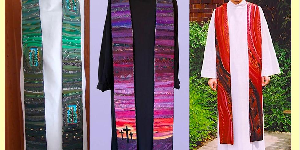 Susan Purney Mark: Sacred Cloth