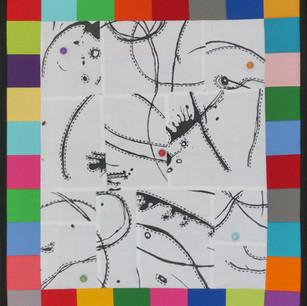 """""""Meandering Ink"""" by Joan Carver"""