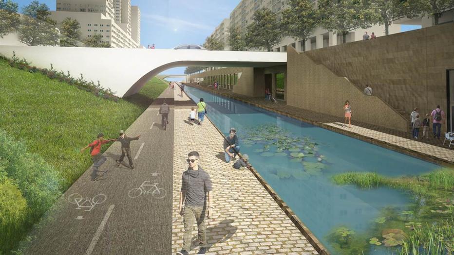Rishon Le'Tzion Urban Masterplan