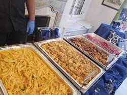 Food on Split Buffet