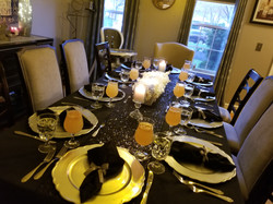 Private Dinner for 10 in the home3