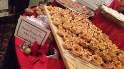 Sweet Potato Pie Tarts