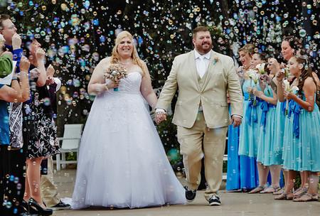 """Wedding Bubbles"""