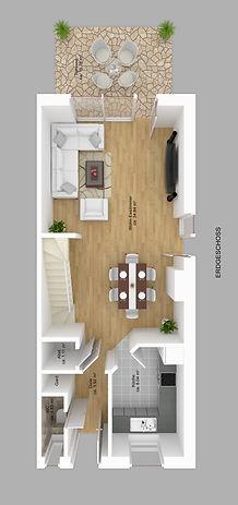 Doppelhaus 141 EG
