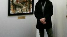 """""""Rapt de Persephone"""", médaille de Bronze au Salon des Artistes Français"""