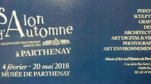 Le Salon d'Automne s'invite à Parthenay
