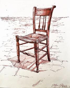 Model chair