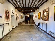 Galerie La Boétie, juin 2021