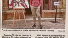 Stéphane PLOUVIEZ expose à la Maison de la Boétie