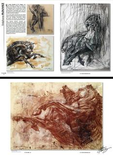 L'Art animalier - Le cheval dans l'art contemporain