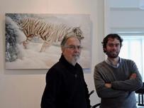 Avec le grand Michel Jouin
