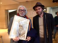 Avec Pierre Richard