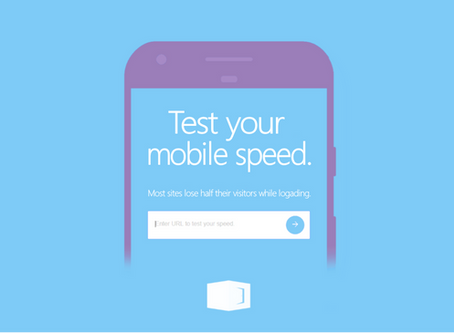 Mobile Speed Matters
