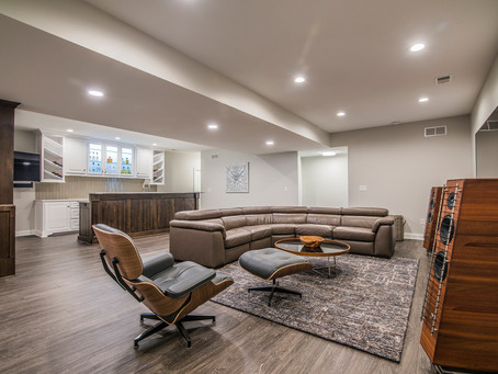 Why Families are Switching to LVT Flooring in Basements