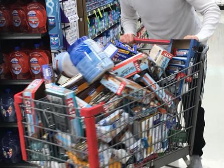 Grocery Grab!