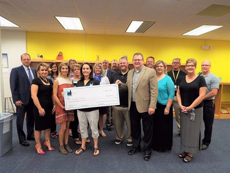 Foundation awards $21,000 to schools to support STEAM