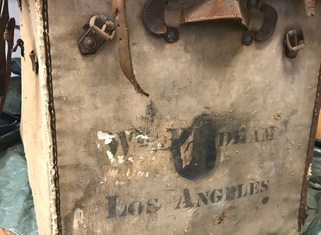 The Pony Express Trunk