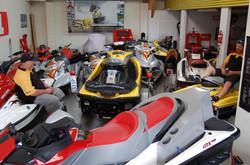 Max workshop capacity