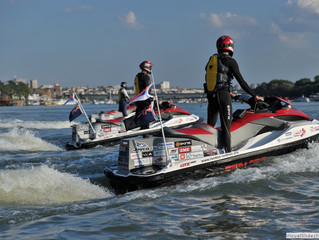 The ultimate ride: 32,000kms by jetski