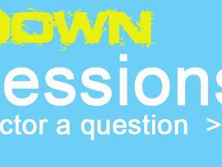 LOCK DOWN Q&A Sessions