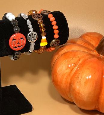 Happy Halloween Bracelet Collection
