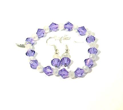 Lilac Crystal
