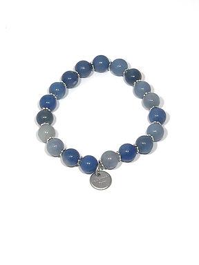 Blue Aventurine Stretch Bracelet