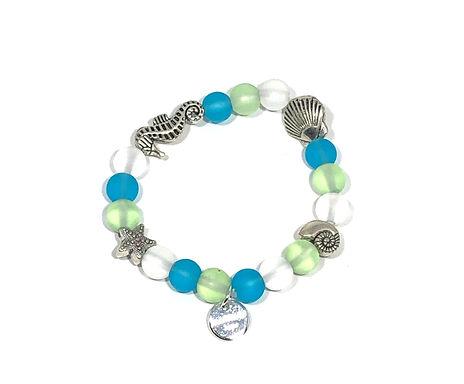 Sea Love Bracelet - Stretch