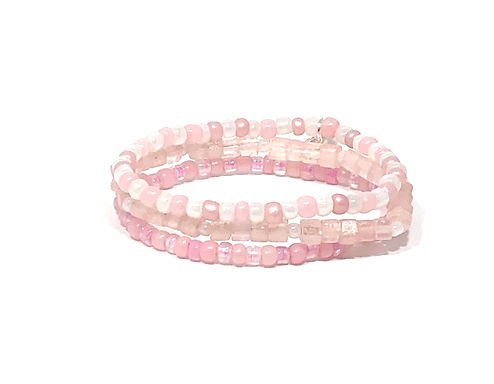 Pale Pink Beauties