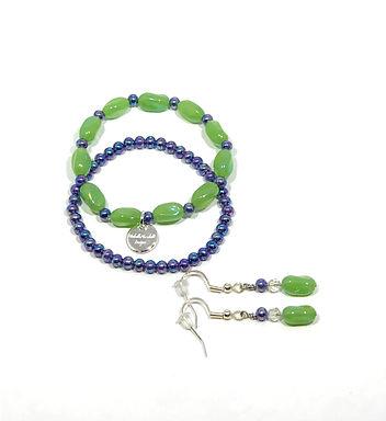 Kid's Bracelet and Earring Set
