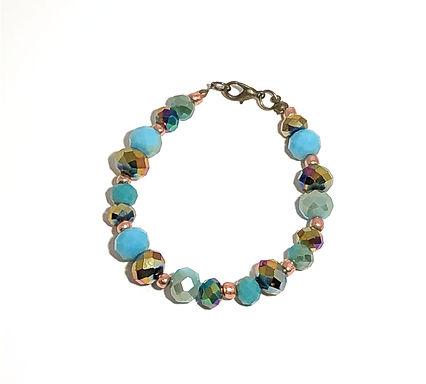 Island Oasis Turquoise Bracelet