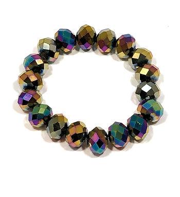 Kid's Aurora Borealis Stretch Bracelet