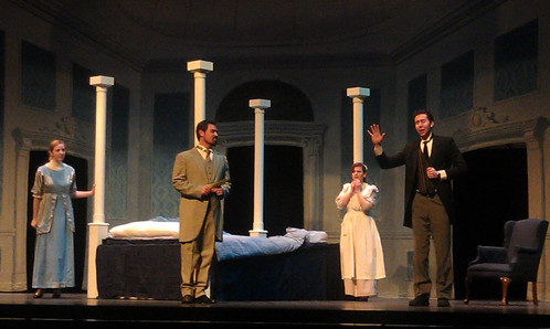 Figaro/Le nozze di Figaro Act II Finale/University of Northern Iowa