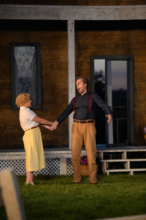 Grandpa Moss/The Tender Land/ Des Moines Metro Opera