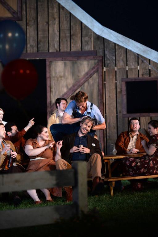 Grandpa Moss/The Tender Land/ Des Moines Metro Opera