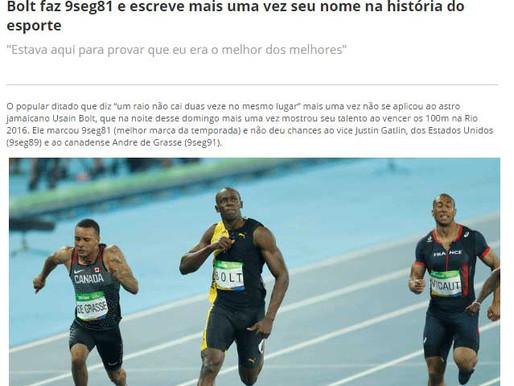 Cobertura Olimpíada Rio 2016