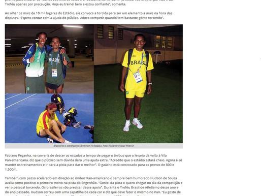 Pan 2007 - Rio de Janeiro - Atletismo