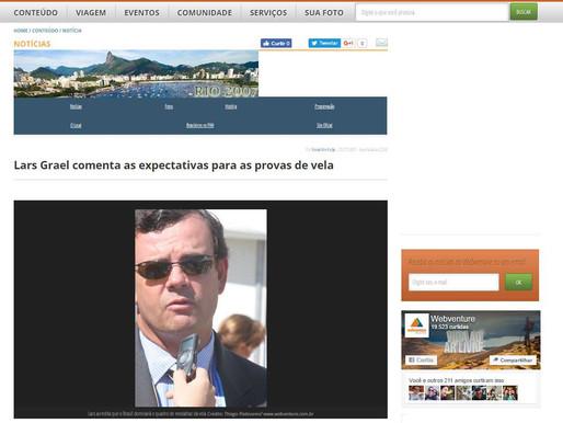 Pan 2007 - Rio de Janeiro - Vela