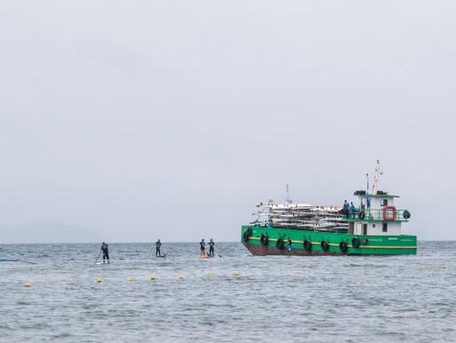Inovação marca o KOPA - The King of Paddle - em Ilhabela
