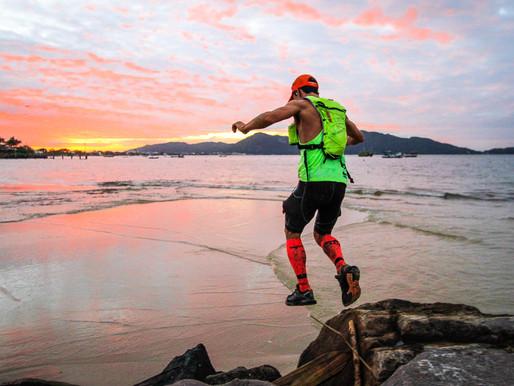Pintor e pescador de Bombinhas quer o bi nos 100km da INDOMIT Costa Esmeralda