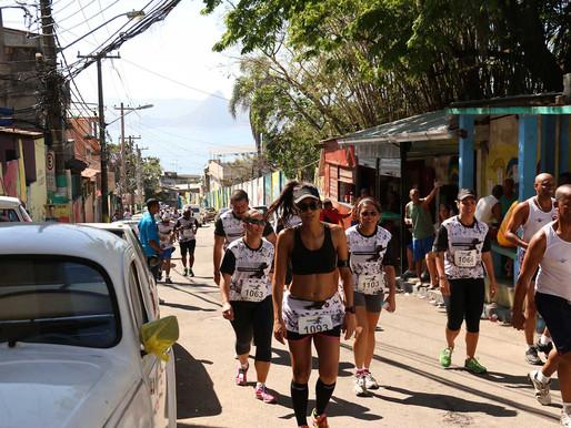 """""""Aspiras"""" encaram percursos de 6 e 10 km na Corrida Soldado do Bope"""