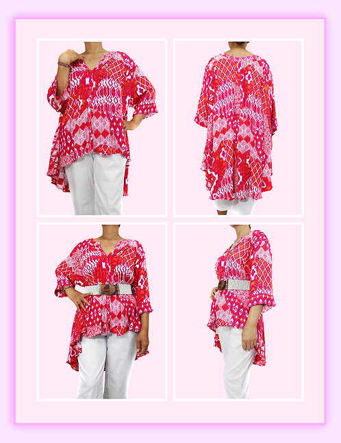 T11555 - ARM Astec Pink - Rayon
