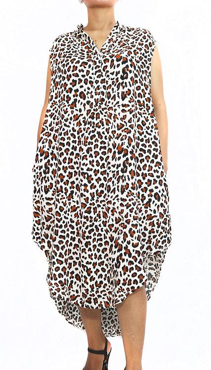 MAY30 - Leopard Print - Rayon