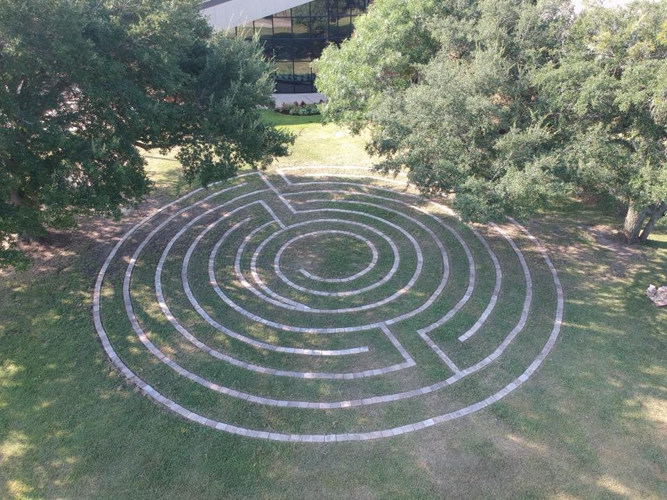 Harvey Resilience Labyrinth