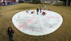 Rise School 11 circuit labyrinth