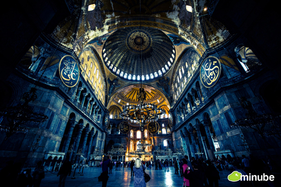 Hagia Sofia, Turkey