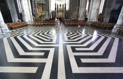 Amiens Labyrinth, France