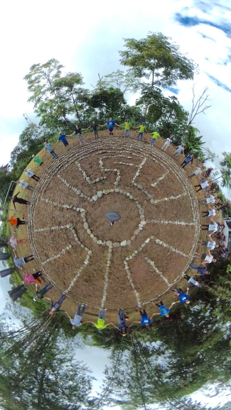Ecuador Labyrinth