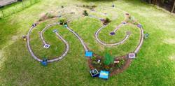 Old Sixth Ward Labyrinth